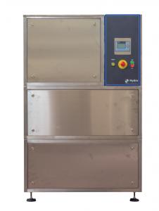 Impianto di lavaggio ad acqua fredda BOX LC-HT 2x6